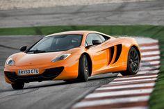 This car is perfect, McLaren MP4-12C #orange