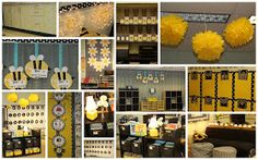 Awesome classroom decor....tips for decorating.