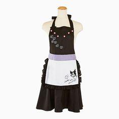 Kuromi fashionable apron