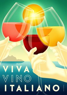 – Viva Vino Italiano / Waitrose Carluccio/Amp London