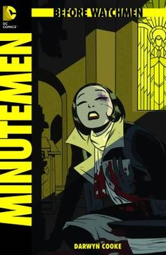 Before Watchmen - Minutemen #3 Darwyn Cooke ---> shipping is $0.01 !!!