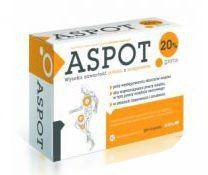 ASPOT x 50 tablets, magnesium and potassium