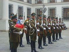 Guardia de Palacio de Carabineros de Chile - Wikipedia, la enciclopedia libre