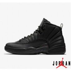 Cheap Air Jordans 12 Retro Winter Men's Shoe Cheap Nike Shoes Online, Jordan Shoes Online, Nike Shoes For Sale, Cheap Authentic Jordans, Cheap Jordans, Air Jordans, Air Max Sneakers, All Black Sneakers, Sneakers Nike