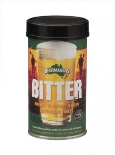 BMKRS BITTER ALE XXX 1.7KG - Brewing Kit
