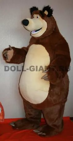 выкройка медведя из мультфильма маша и медведь: 16 тыс изображений найдено в Яндекс.Картинках