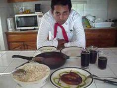 ▶ Brazilian Sausage, Linguica Brasileira - YouTube