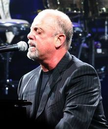 Billy Joel is my favorite singer/song writer of all time. His music is phenomenal and he is a truly amazing musician. I appreciate that he is a real person in the sense that he does not have a huge ego from being a performer. He cares about his audience (even the people sitting in the nose-bleed section) and is a genuine performer.