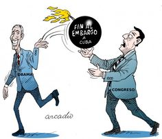 La bomba es para el Congreso.
