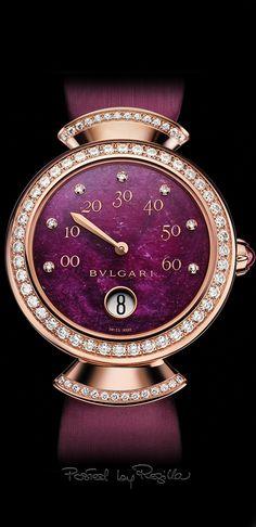 Bulgari   what a beautiful color