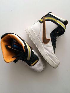 010ba6574c7dbd Riccardo Tisci Nike X Riccardo Tisci Air Force 1 Hi Size 7.5  190 - Grailed