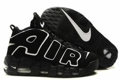 the latest bf82b fba84 Buy Authentic Cheap Nike Air More Uptempo Black Black-White For Sale from  Reliable Authentic Cheap Nike Air More Uptempo Black Black-White For Sale  ...