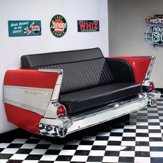 1000 Images About Car Couches For The Game Room On