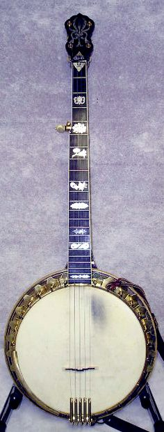 Vega Artist Banjo