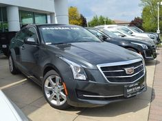 2016 Cadillac ATS for sale at Gary Lang Cadillac in McHenry, IL