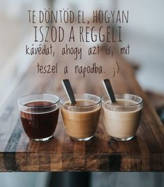 Barista, Positive Thoughts, Picture Quotes, Stuffed Mushrooms, Inspirational Quotes, Motivation, Coffee, Tableware, Flow