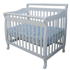 Best Pali Imperia Forever Baby Low Crib In White For Short 640 x 480