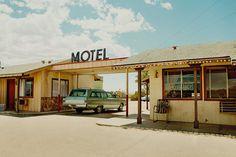 Motel - Sarah Johanna Eick - pictures, photography, photo art online at LUMAS