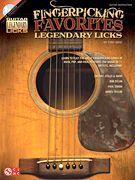 Fingerpicking Favorites Legendary Licks (Softcover with CD)