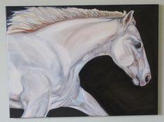 PEONY NAPOLEON HORSE SCARF LIGHT BLUE PLUM GREY PONY GIFT EQUESTRIAN PRESENT