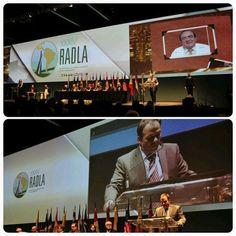 In Memoriam a Antonio José Rondón Lugo - Radla 2016, Sao Paolo, Brasil, 4-6 junio.