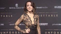 "Chloe Bennet ""Unforgettable Gala 2015"" Arrivals in Los Angeles"