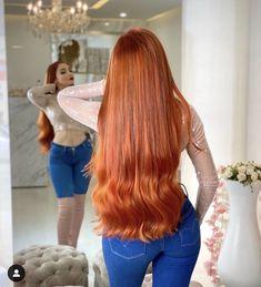 Long Brown Hair, Long Layered Hair, Long Hair Cuts, Beautiful Long Hair, Gorgeous Hair, Curly Hair Care, Curly Hair Styles, Down Hairstyles, Pretty Hairstyles