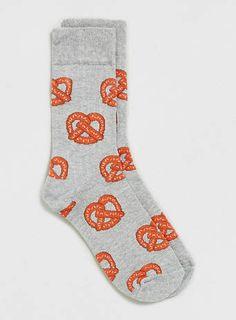 Brezel-Socken