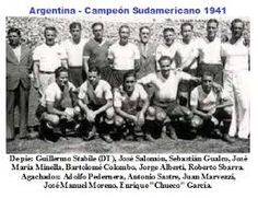Copa América Chile 1941