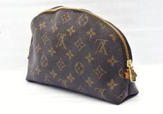 Louis Vuitton Cosmetic Case GM Monogram Pouch