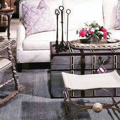 A little pretty from @peninsulahomebrand #IDCDesigners