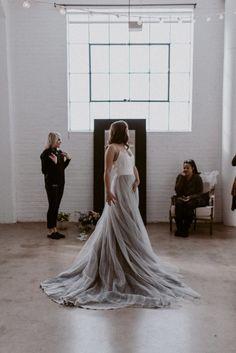 Chantel Lauren Designs | Chantel Marie Photography | wedding dresses, wedding dress ideas, indie wedding dress, minimalist wedding dress