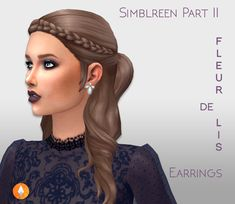 Hi Everyone!For everyone who missed the spoopy stuff this weekend; here are my 4 BGC not so spooky simblreen gifts! DAY 1: A bohemian blouse Named after Mary Sibley from the serie Salem (loved...