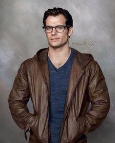 Clark Kent by urielwelsh