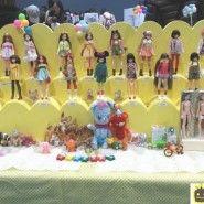 So amny Doran Doran Dolls