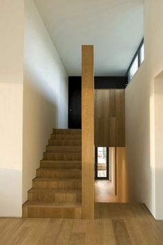 Stairs : Amazing house in Dublín by Boyd Cody Architects displayed on Blog de Casas
