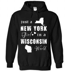 NEW YORK-WISCONSIN T-SHIRTS, HOODIES, SWEATSHIRT (37.99$ ==► Shopping Now)