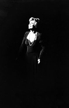 "Angela Lansbury (Rose's Turn) in ""Gypsy"""