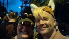 CHARACTER: Slightly (a Lost Boy from Disney's Peter Pan) EVENT: runDisney Tinkerbell Half Marathon  DATE: May 10, 2015 DIFFICULTY LEVEL: Medium+  #run #rundisney #disney #disneyland #tinkerbellhalf #pixiedustchallenge #13point1 #halfmarathon #half #cosrunning #lostboy #peterpan
