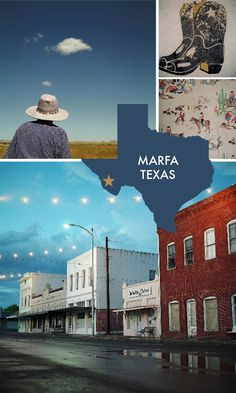Marfa, Texas- Home of the Marfa film festival, where we premiered Roll out, Cowboy to the world... You can't really explain Marfa, it's just another world.  It was one of the best weekends of my life.