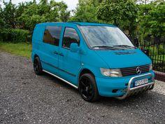 Mercedes Vito Camper, Mercedes Benz Vito, Bmw Sport, Vanz, Aircraft Design, Camper Van, Luxury Cars, Capri, Trucks