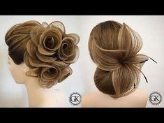 Peinados Increíbles & Hermosos Tutorial Compilación - Amazing and Beautiful Hairstyles 2017 - YouTube