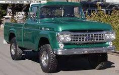 1958 Ford Trucks - Google Search