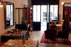 Concept store cantine, Marseille panier :  AhWash