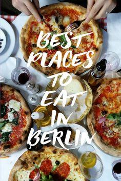 The 8 Best Restaurants in Berlin