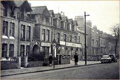 Uppingham Road 1958