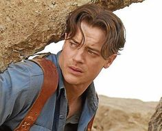 They didn't get much cuter than Brendan Fraser in his heyday.