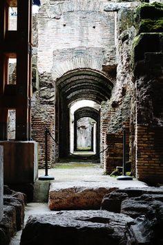 Take the Underground Tour: Colosseum, Rome