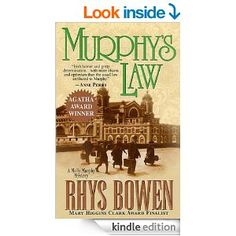 Murphy's Law (Molly Murphy Mysteries Book 1) - Kindle edition by Rhys Bowen. Mystery, Thriller & Suspense Kindle eBooks @ Amazon.com.