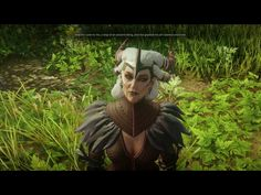 Flemeth; Witch of the Wilds; Dragon Age: Inquisition; DAI; DA:I; Mythal